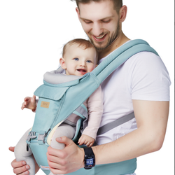 2020 Multifunctional Newborn Wrap Carrier Kid Baby Sling With Rings