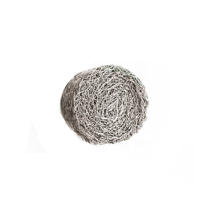 304 Stainless steel knitted wire mesh for mufflers & silencers