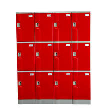 2019 New Hotsale ABS Plastic Locker Durable Than Steel & Wooden Locker