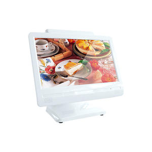 15 Inch All In One Touch Screen Pos-systeem/Pos Terminal/Epos
