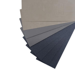 Sandpaper Sheet Sandpaper Sheet Grit 2000 Waterproof Sandpaper Sheet