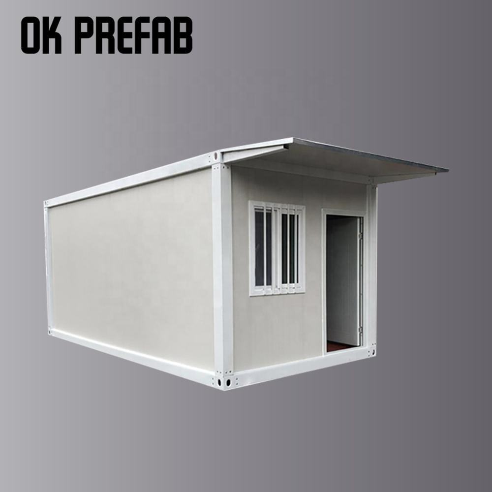 Chinese supplier CONTAINER USED SHIPPING PREFABRICATED HOUSE for export