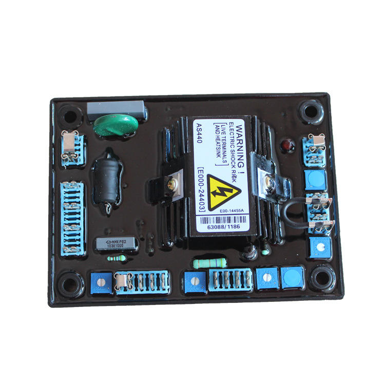 Automatic Voltage Regulator AVR AS440 untuk Generator Suku Cadang Mesin