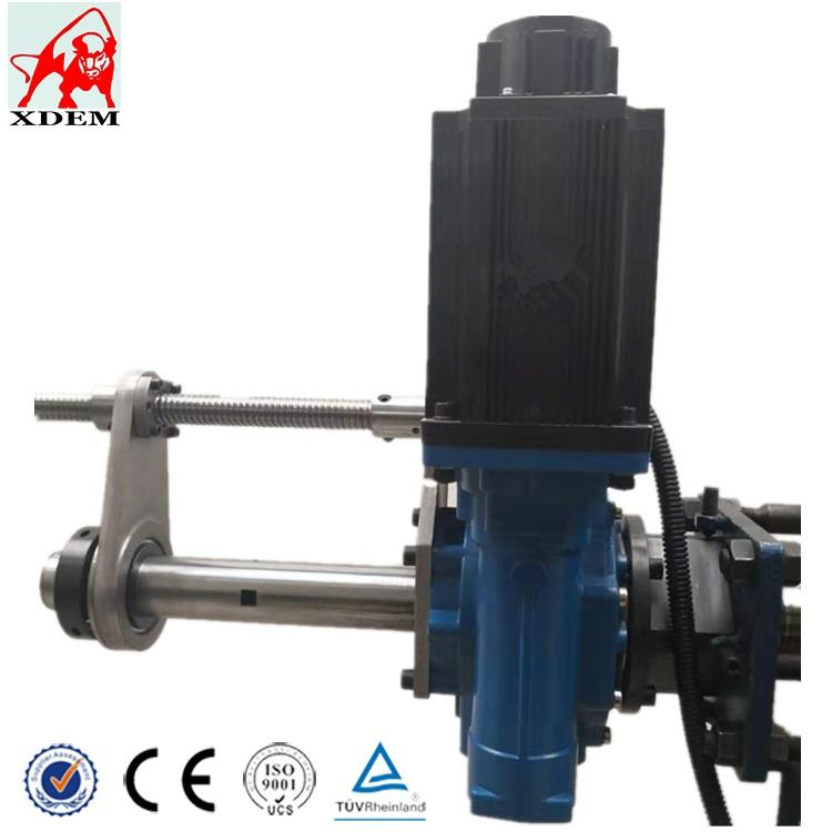 XDEM XDSW-50 Worm Drive Portable Line Boring and Auto Welding Machine Servo Motor 50mm Boring Bar Excavator Repair