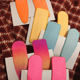 Fashion ins facebook amazon hair accessories high quality cute clips set candy colors barrettes
