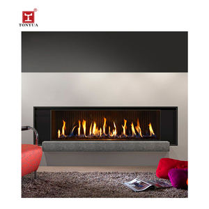Modernization Customizable For Decoration Living Room Furniture Wall Mounted Electric Fireplaces
