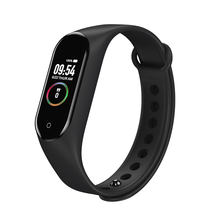 Cheap Bracelet M4 Smart Watch Heart Rate Multifunction Fitness Band for Men and Women