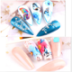 Nail Sticker Wholesale 30pcs/set Supplies Adhesive 3D Butterfly Nail Decal Holographic Nail Sticker