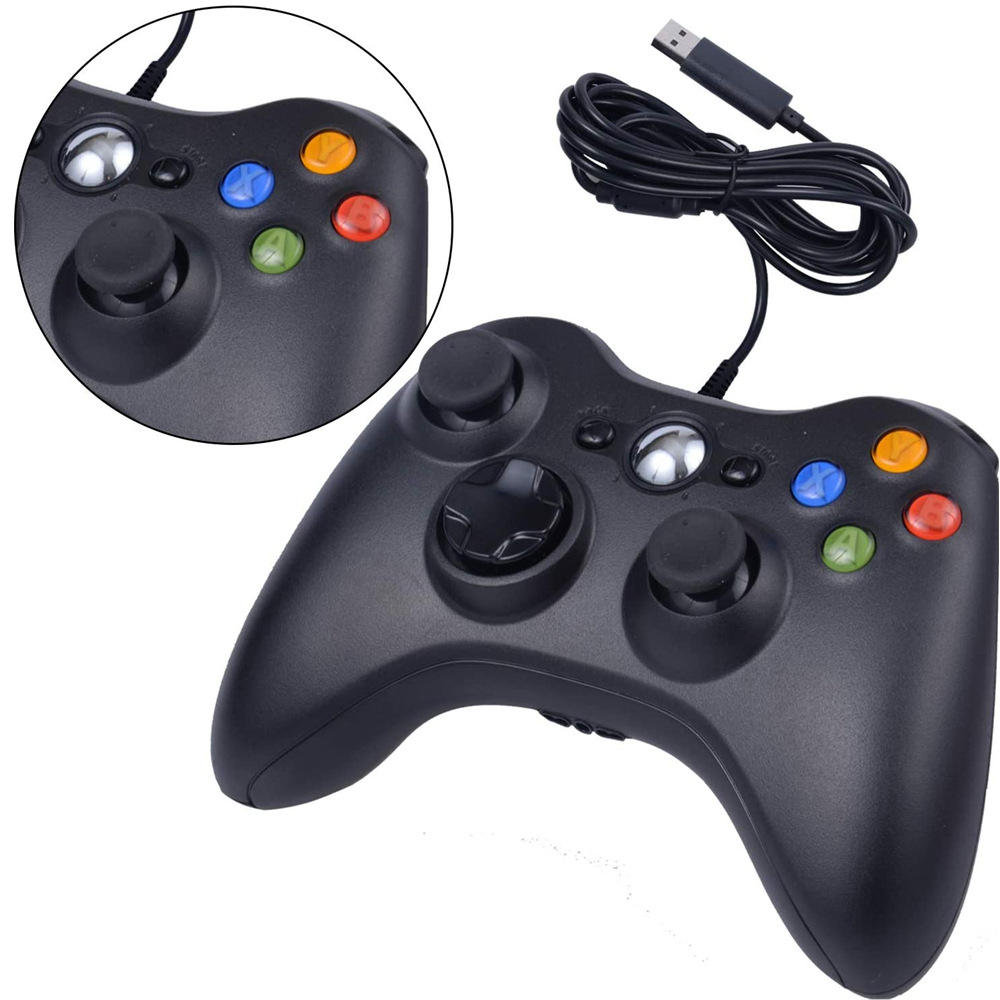 Joystick for Microsoft X box 360 Wired Gamepad USB Controller X box 360 console PC Controller/