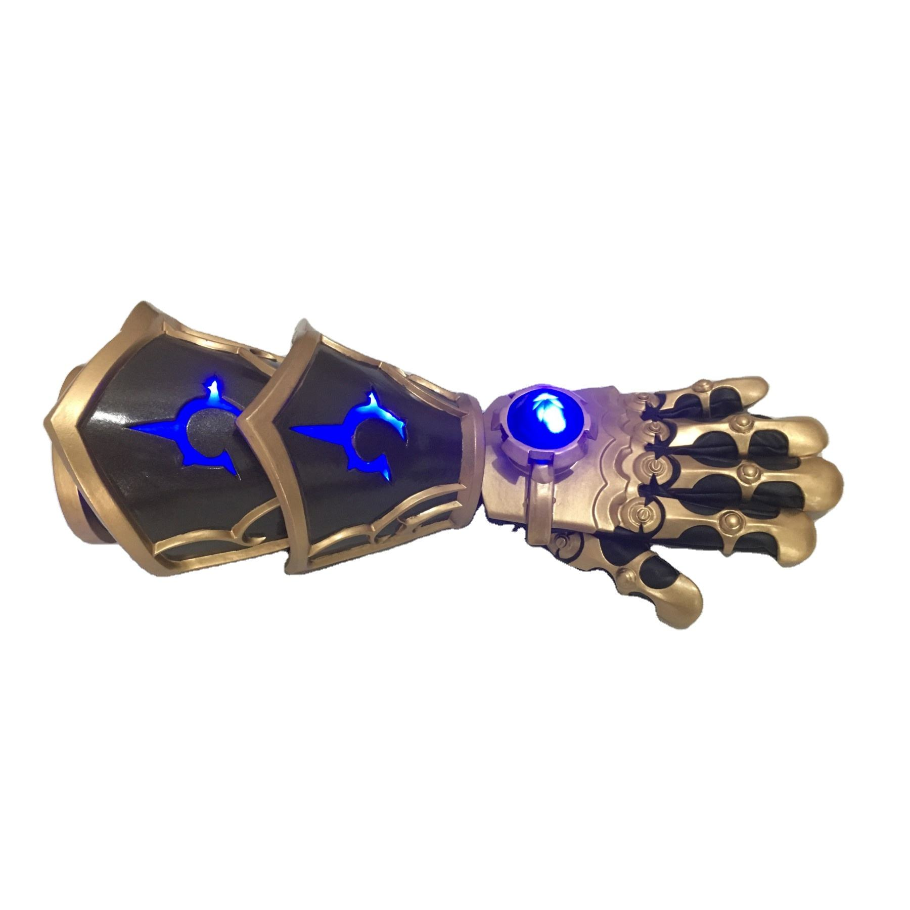 League of Legends Ezreal Hand armour Costume cosplay costume (EVA) Cosplay Armor Set