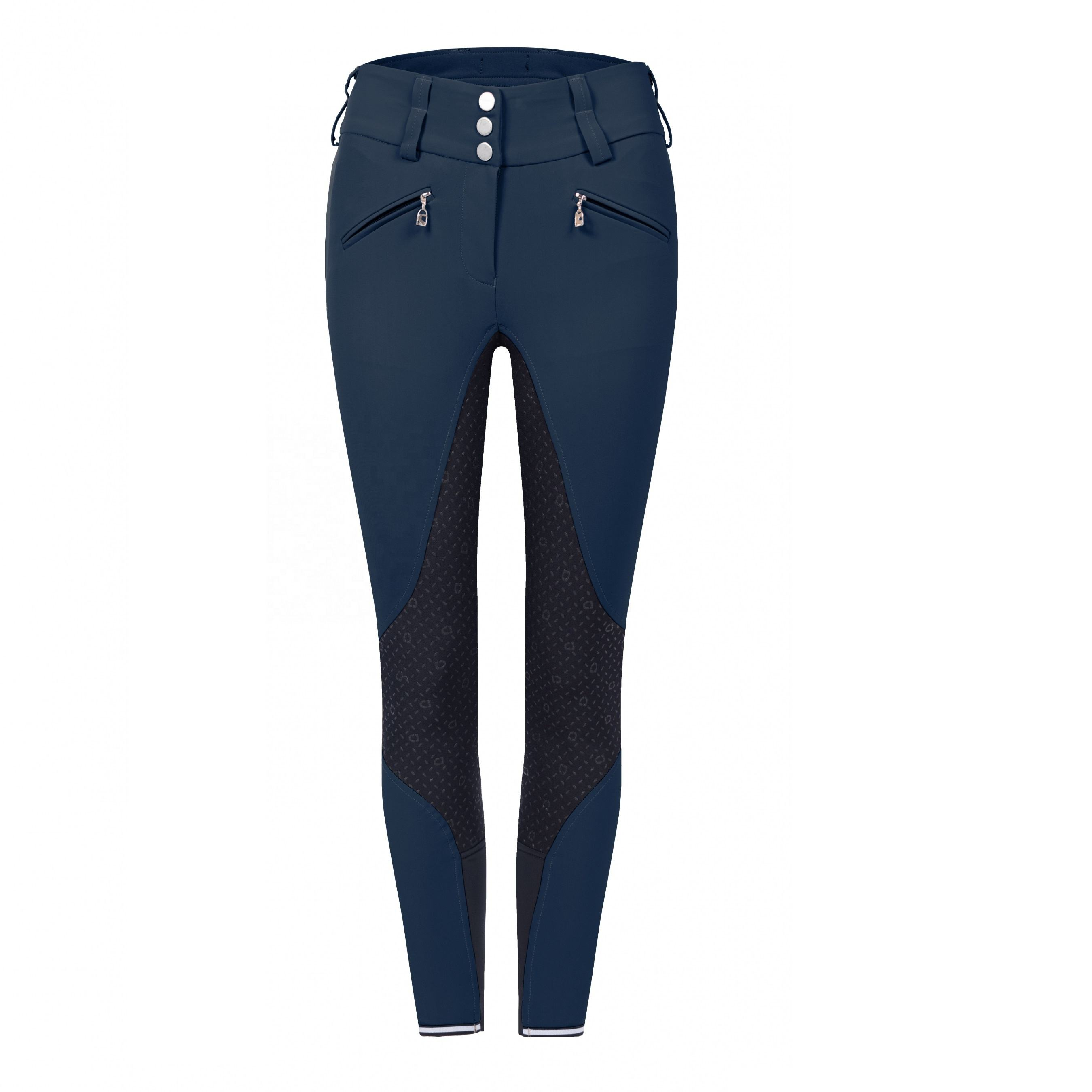 Softshell Horse Riding Breeches with Full Seat Silicone (Customizable as per buyer requirement)