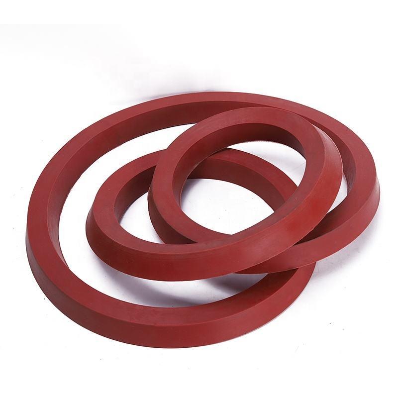 Rubber silicone part O ring/gasket/grommet with NR/NBR/EPDM rubber material