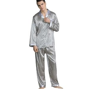 Pijama de sat/én para hombre