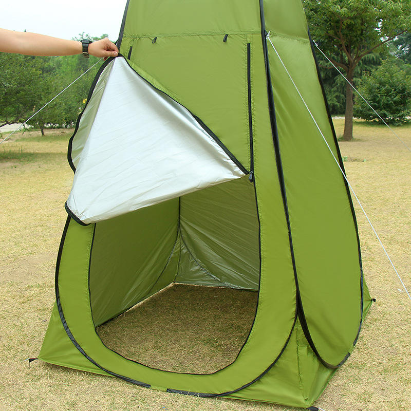 Pop up Changing Room Portable Outdoor Privacy Shelter Shower Toilet Tent Dressing Tent for Camping Hiking Beach Park Area