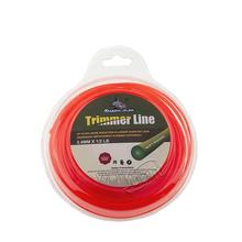 Cord Wire 2.4MM 1/2LB Orange Round Nylon  fishing line   Brush Cutter Accessories Grass Trimmer Line