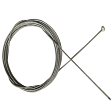 Factory  direct  sale steel  inner  wire  motorcycle  1*19  7*7  casting  head  clutch  cable inner  wire