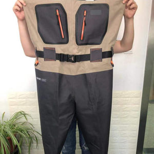 chest waders waterproof breathable fishing rubber fishing suit