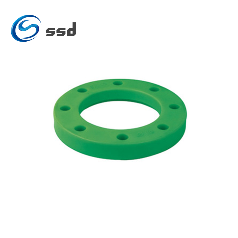 China manufacturer PP PPR Pipe Fittings Bearings Adapter Flange