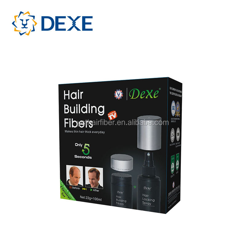 mane hair thickening spray and fibres with high profit margin hot sale product of hair thickener spray