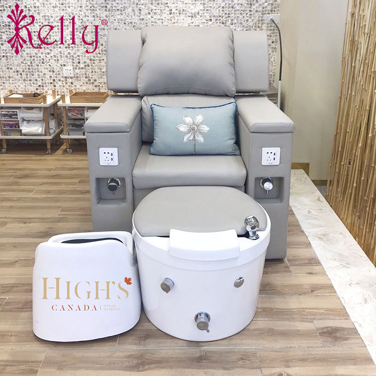 Nail Salon Manufactures Nails Spa Pedicure Chair Luxury Foot Spa