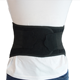 Ease pain discomfort high elastic lumbar brace back support belt