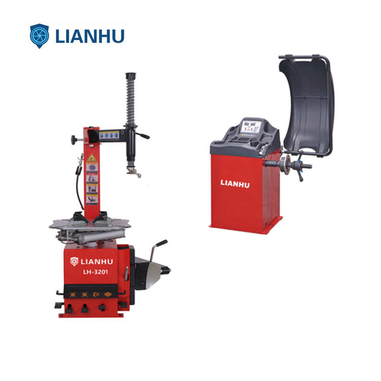 tyre changer and wheel balancer/tyre changer machine price/mobile truck tyre changer