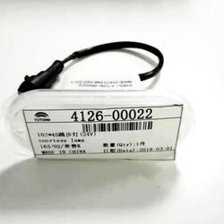 CHINA Yutong Bus Spare Parts Step lamp No.4126-00022