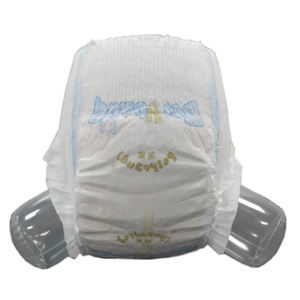 High Absorption Good Quality Cheap Soft Breathable Disposable Diaper Hot Sale Baby Diaper