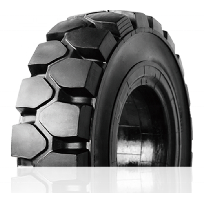 Pneumatic Shaped Solid Tires SR919 6.00-9