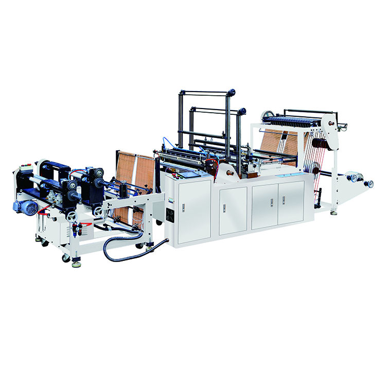 New design best selling automatic bag on roll making machine
