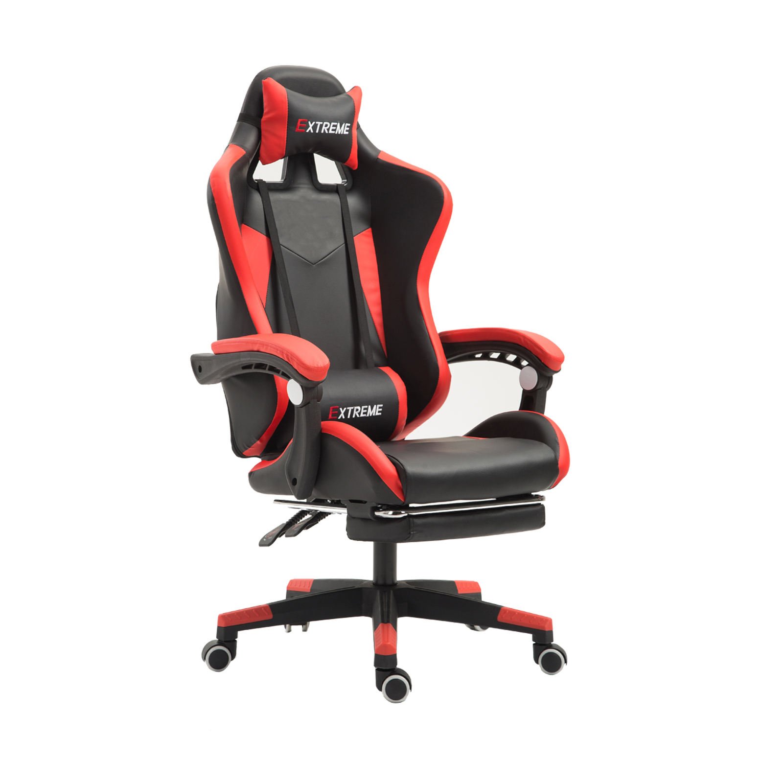 High Back Ergonomic Swivel PC Computer Gamer Gaming Chairs With Footrest