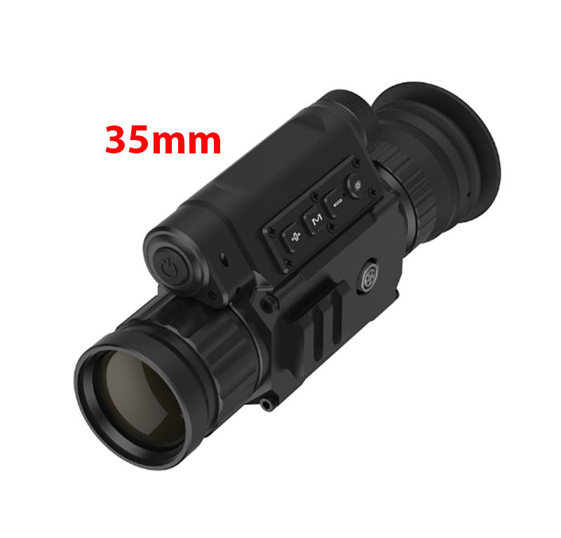 Hunting scope Thermal Rifle Scope with 35mm lens