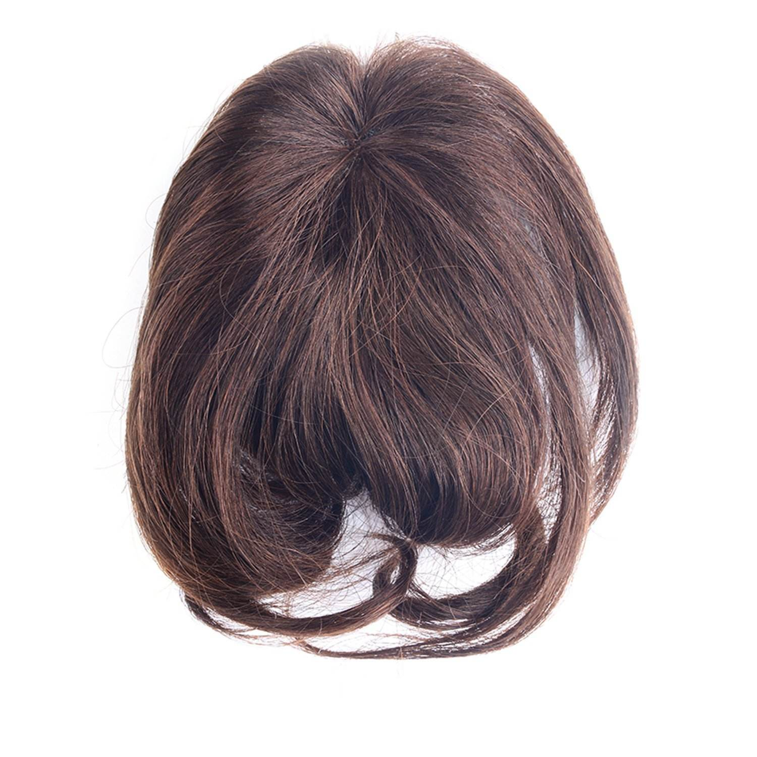 real human hair fringe 100% human hair bangs
