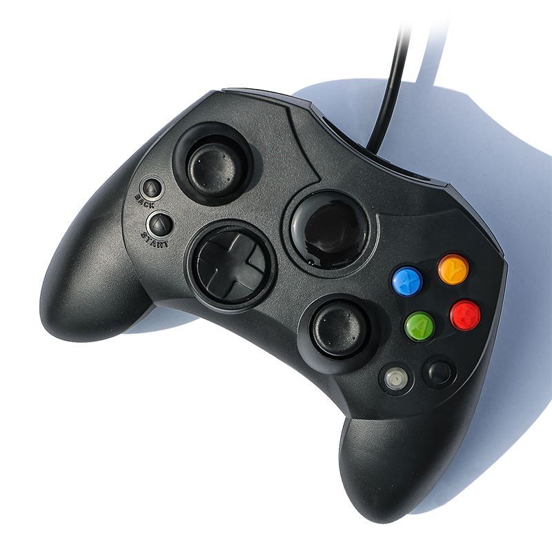 NEW Original Black Wired Game Controller Professional Handle Joypad Game Control for Microsoft XBOX First Generation