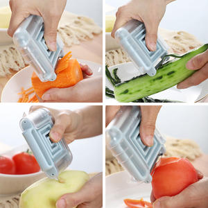 Guaranteed Quality Unique Newly Designed Plastic Multifunctional Peeler