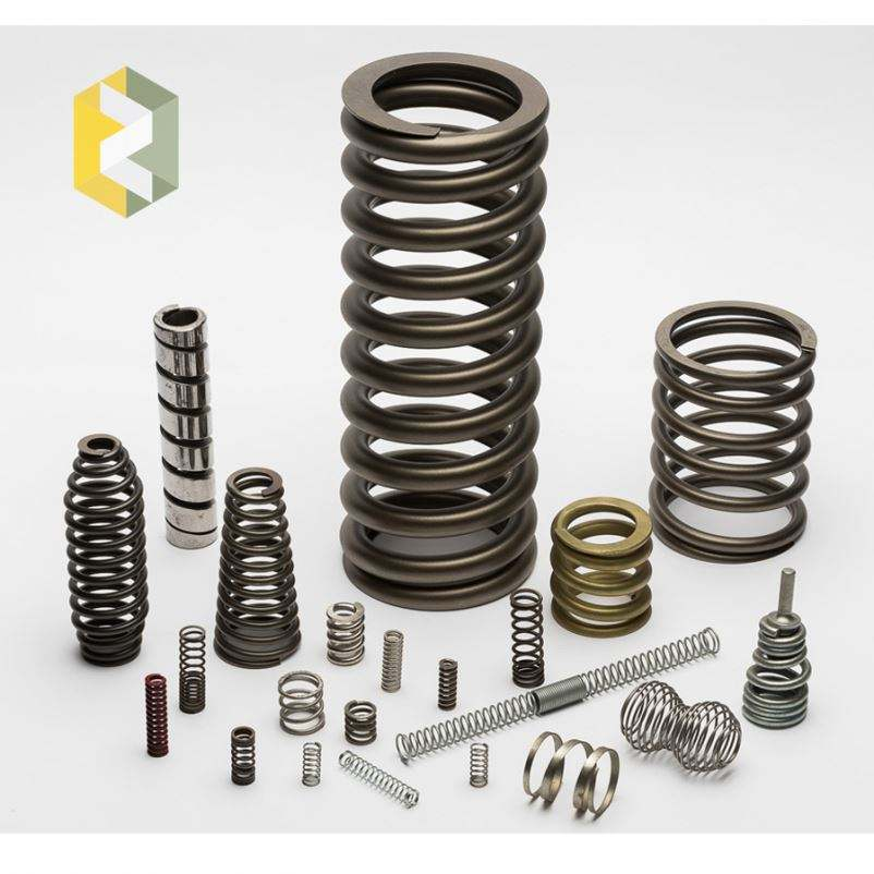 Factory Manufacture Customized ISO10243 Extra Heavy Duty Springs For Machines