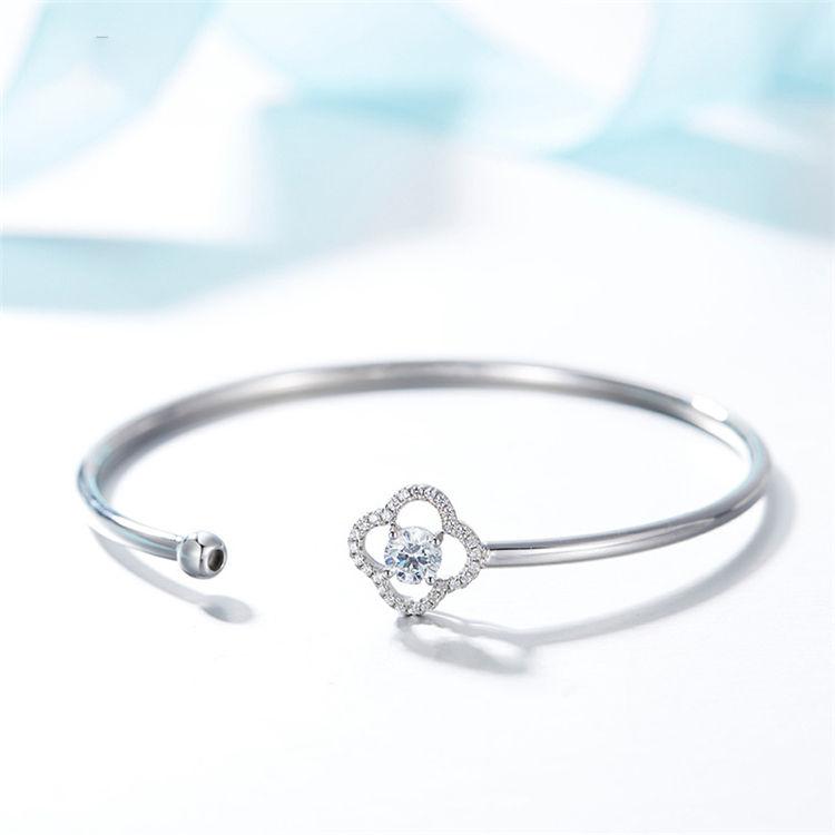En <span class=keywords><strong>gros</strong></span> Meilleure Vente De Bijoux De Mode 925 Bracelets en argent Pour Femme