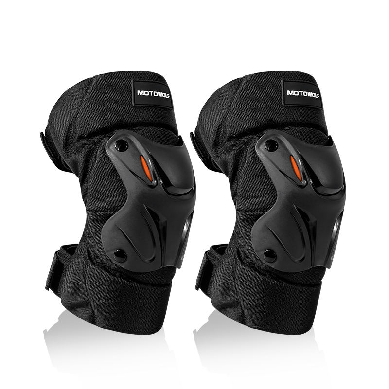 Motowolf Customer Breathable Motorcycle Protective Gear Motor Rider Knee & Elbow Support