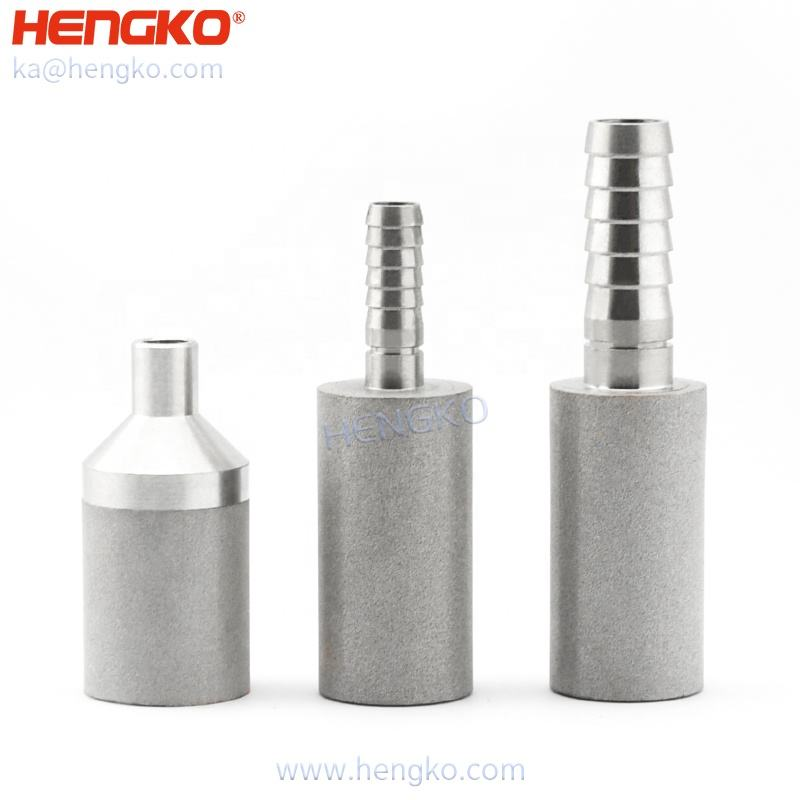 Sintered 316 316L stainless steel home brewing carbonation fermenting equipment for home brewing equipment