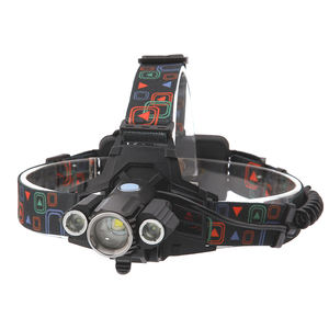 Brightest Outdoor Bike Bicycle Xpe Underground Hunting Led Solar Head lamp Rechargeable Waterproof Headlamp