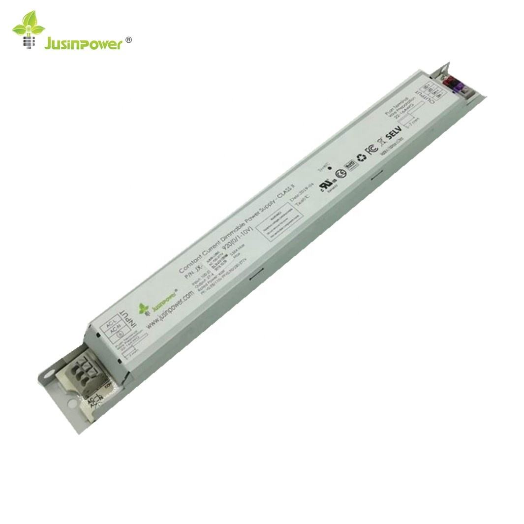 Open frame 50W dimmable no-flicker led driver