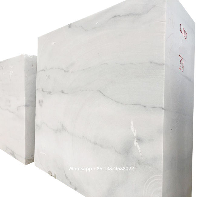 white marble slabs and stone blocks cut to size from vietnam quarry suppliers