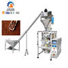 50-2000g 1kg 2kg 3kg 4kg 5kg Semi Automatic Auger Sachets Chili Milk Coffee Food Powder Packing Machine