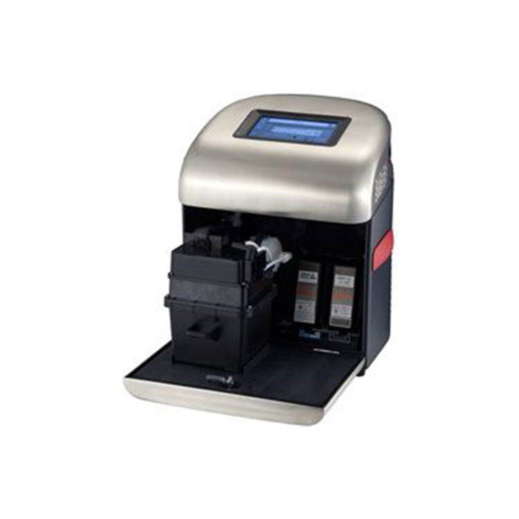 Portable industrial batch expiry date cij code inkjet printer machine
