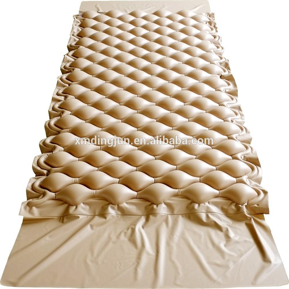 Custom size Spherical Waveanti bedsore mattress PVC Mattress Inflatable Strip Medical Air Bed Mattress