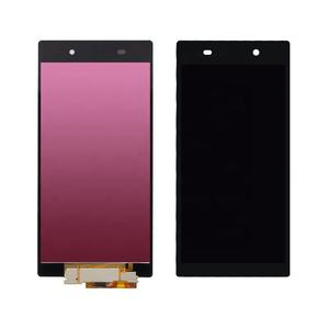 Originele Mobiele Telefoon Lcd Display Voor Sony Xperia Z1 Touch Screen Digitizer Vergadering Vervanging