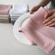 Hot Selling Cotton Material Home Kitchen Waffle Tea Towel Kitchen Towel