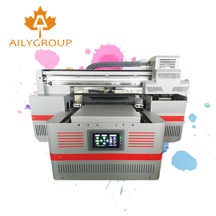 A3 Size Dtg T-shirt Printer Printing Machine Voor Katoen T Shirts