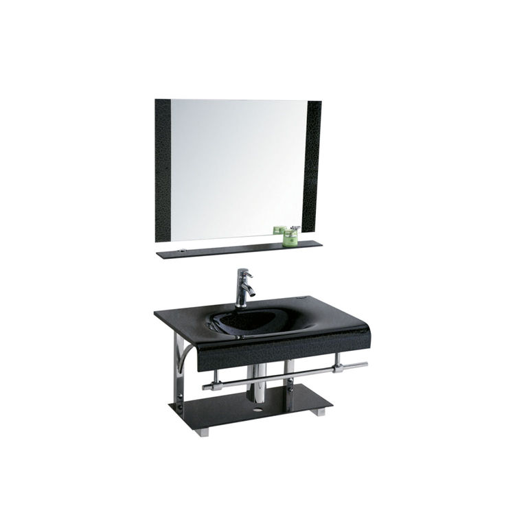 Bathroom hand wash different color and size glass wash basin