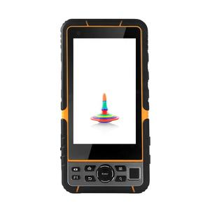 T60P explosion-proof phone industrial rugged PDA 5.5 inch FHD 4G fingerprint QR code waterproof big battery rtk gnss rtk